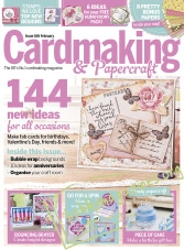 Cardmaking & Papercraft 166 – February 2017