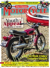 The Classic MotorCycle – March 2017
