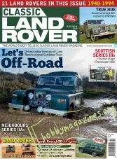 Classic Land Rover – March 2017
