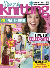 Simply Knitting – January 2017