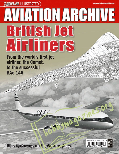 Aeroplane Collector S Archive British Jet Airliners
