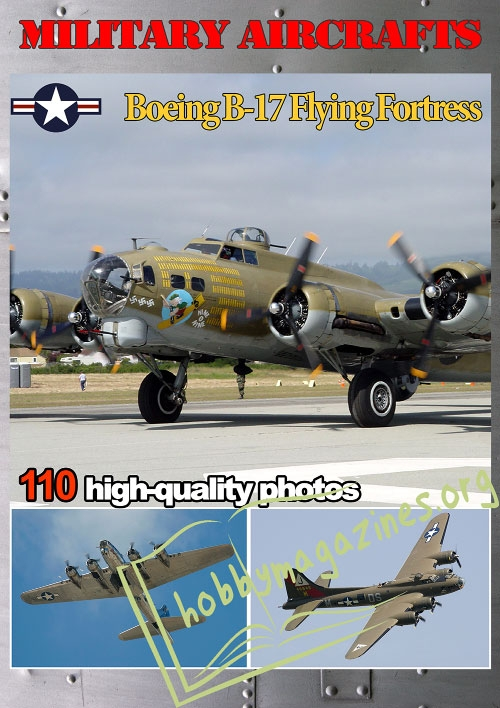 Boeing B-17 Flying Fortress Vol.1