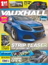 Performance Vauxhall –  April/May 2017