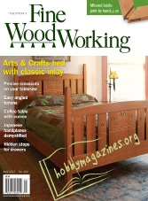 Fine Woodworking – March/April 2017