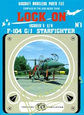 LOCK ON 01 - F-104 G/J STARFIGHTER