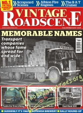 Vintage Roadscene – March 2017