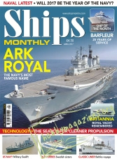 Ships Monthly – April 2017