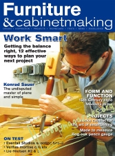 Furniture & Cabinetmaking – March 2017