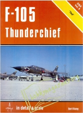 In Detail & Scale 08 - F-105 Thunderchief