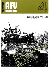 AFV Weapons Profile 04 - Light Tanks M1-M5 (Stuart-Honey)
