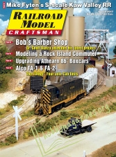 Railroad Model Craftsman - March 2017