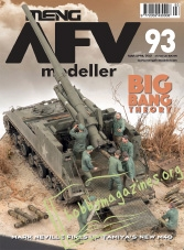 AFV Modeller 093 - March/April 2017