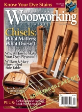 Popular Woodworking - April 2017
