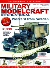 Military Modelcraft International - January 2011