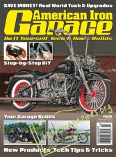 American Iron Garage – March/April 2017