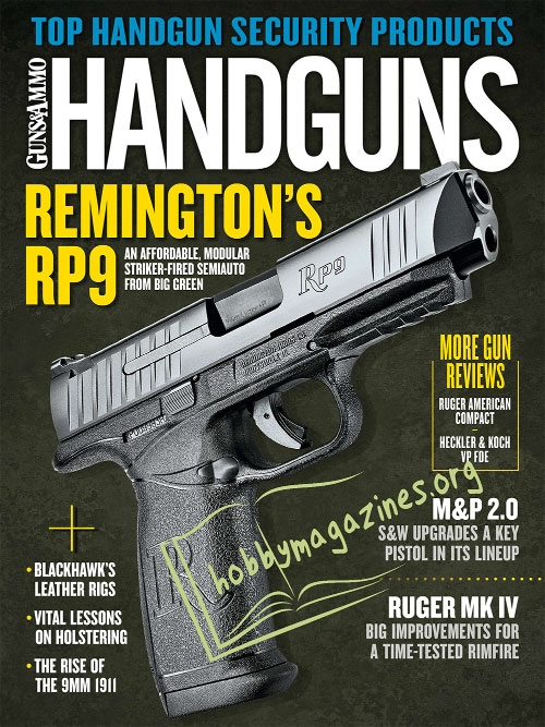 Handguns - April/May 2017