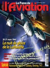 Le Fana de l'Aviation - Mars 2017