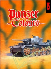 Militaria 015 : Panzer colours