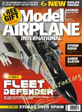 Model Airplane International 140 - March 2017