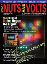 Nuts and Volts - March 2017