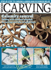 Woodcarving - March/April 2017