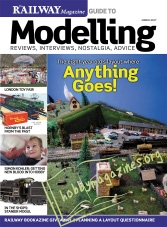 Railway Magazine Guide to Modelling - March 2017