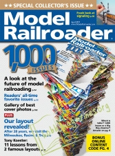 Model Railroader – April 2017