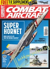 Combat Aircraft - April 2017