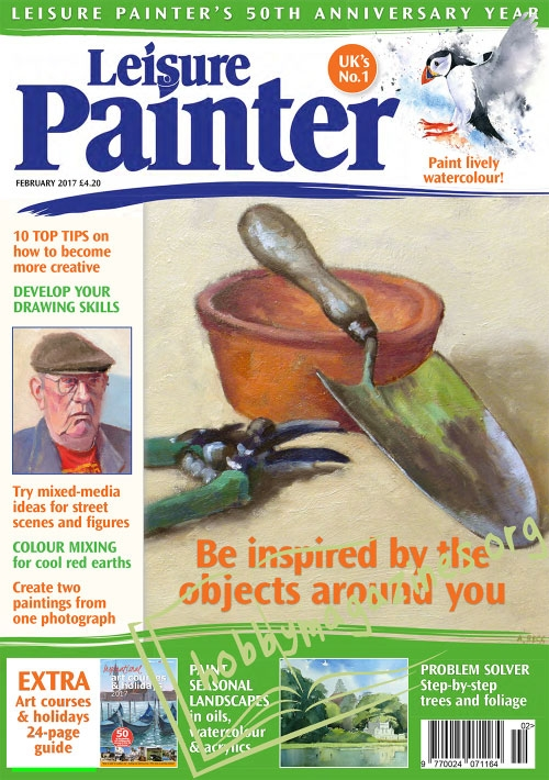 Leisure Painter – February 2017