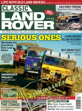 Classic Land Rover – April 2017