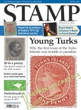 Stamp Magazine – April 2017