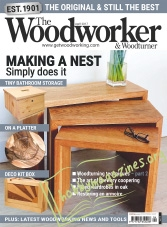 The Woodworker and Woodturner – April 2017