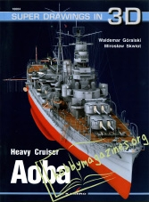 Super Drawings in 3D : Heavy Cruiser Aoba
