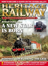 Heritage Railway 226 - 10 March - 6 April 2017