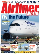 Airliner World – April 2017