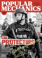 Popular Mechanics - April 2017