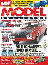 Model Collector – April 2017