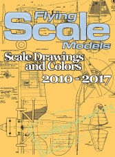 Flying Scale Models : Scale Drawings and Colors