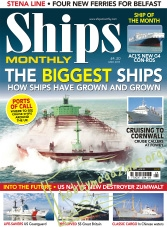 Ships Monthly - May 2017