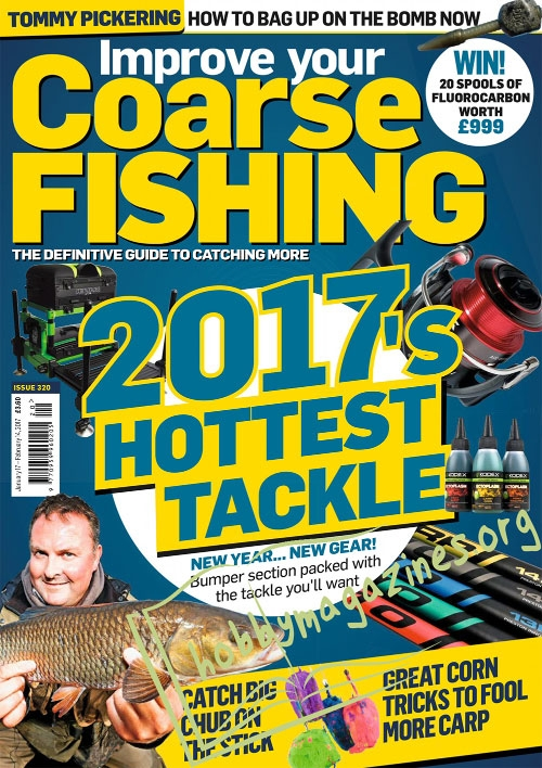 Improve Your Coarse Fishing 320, 2017