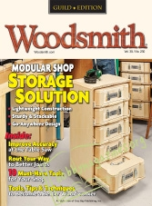 Woodsmith 230 - April/May 2017