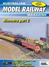 Australian Model Railway Magazine - April 2017