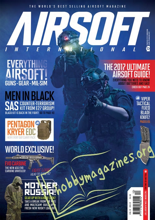 Airsoft International - Vol.12 Is.12,2017