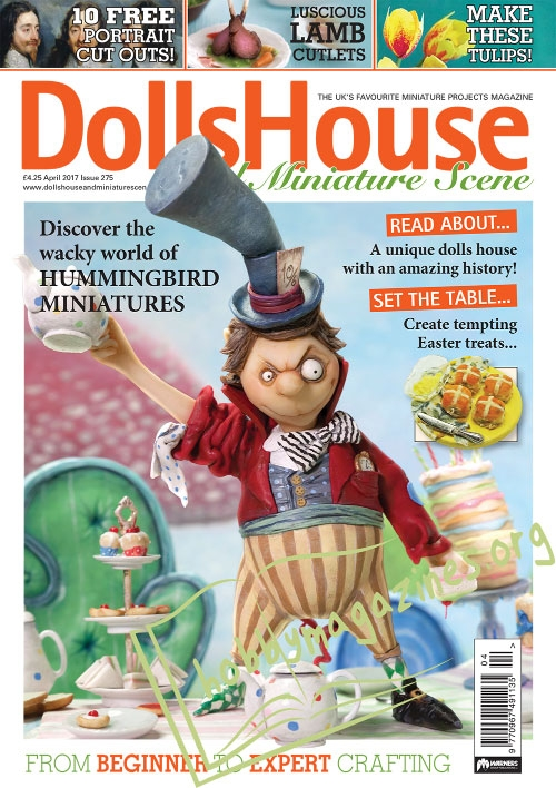 Dolls House and Miniature Scene - April 2017