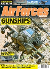 AirForces Monthly - April 2017