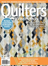 Quilters Companion - March/April 2017
