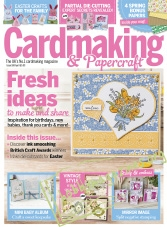 Cardmaking & Papercraft - April 2017