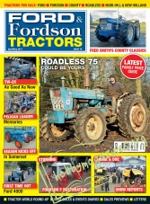 Ford & Fordson Tractors - April/May 2017