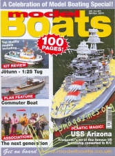 Model Boats - Winter 2011
