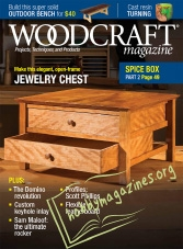 Woodcraft Magazine - April/May 2017